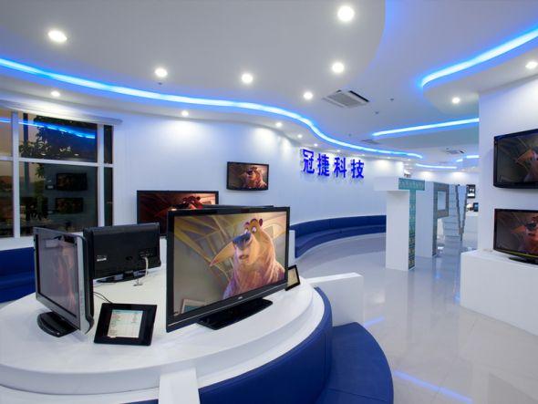 Gemeinsame Marken- und Vertriebsstrategie in DACH - Showroom der Mutter TPV (Foto TPV)