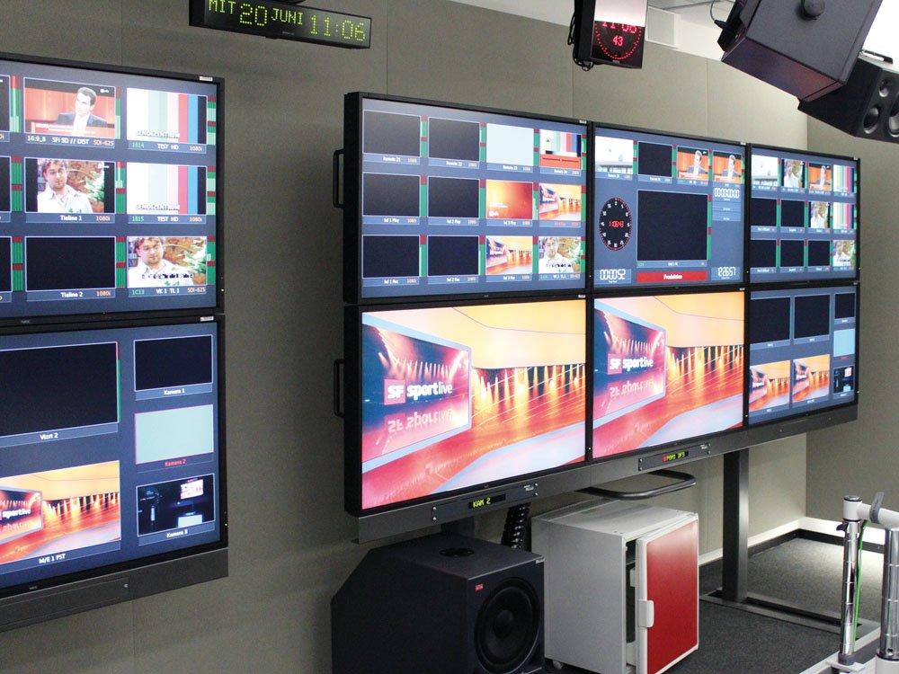 Videowalls-Schweizer_Fernsehen_1