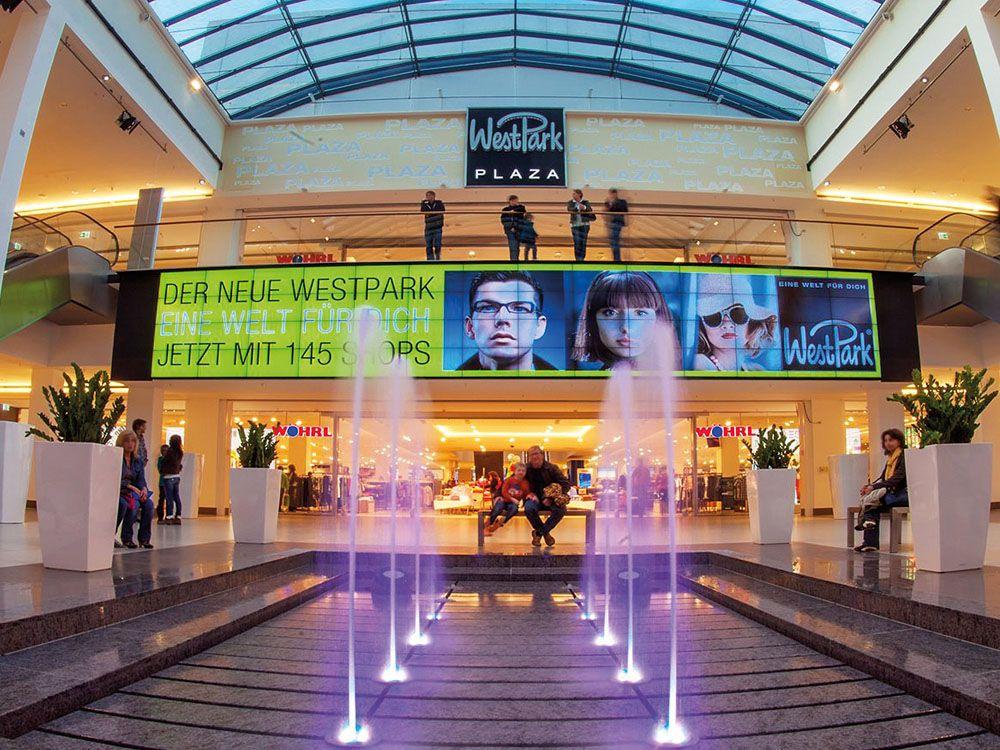 Videowalls-Westpark_Ingolstadt