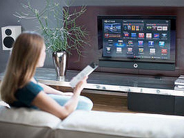 Mit der Smart TV-App kommt feratel zur ITB 2013 (Foto: feratel)