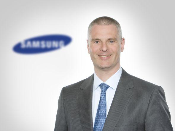 Kai Hillebrandt - bisher Business Director CE - ist neuer Vice President CE (Foto: Samsung)