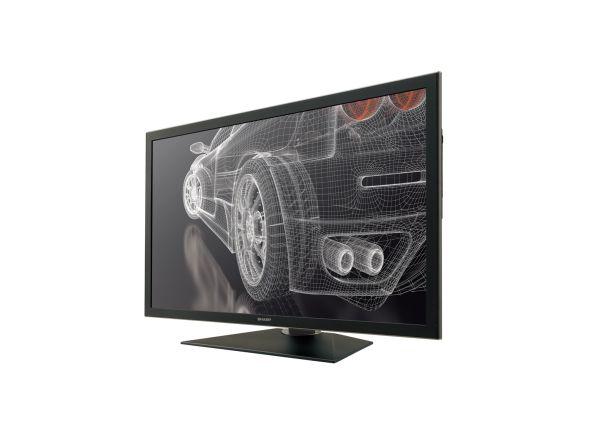 Sharps IGZO-Technologie ist gefragt - 32 Zoll-Display PN-K321H (Foto: Sharp)