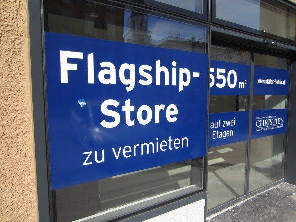 Flagshipstore zu Vermieten