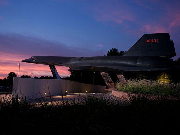 Die CIA trifft diesmal keine Schuld - eingemottetes Spionageflugzeug A-12 OXCART (Foto: Central Intelligence Agency)