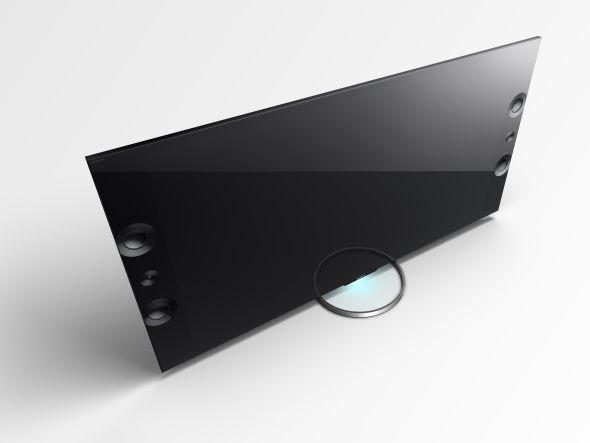 Beim Displaygeschäft gibt es noch Arbeit - 4K-Display Bravia X9000A (Foto: Sony)