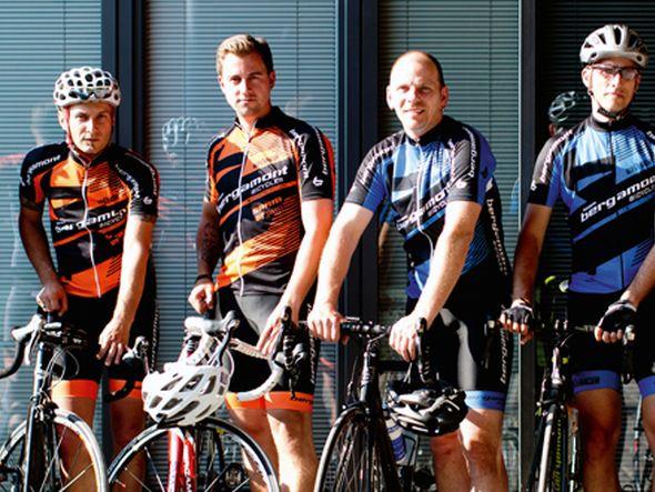 Seit Frühjar 2013 unterstützt Panasonic die Bergamont-Biker (Foto: Bergamont Bicycles)