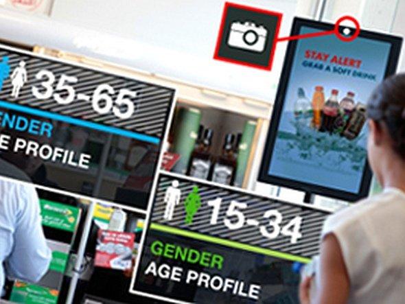 Mit dem Fast-Tracking von Quividi will Amscreen sein Netzwerk weiter verbessern (Foto: Amscreen)