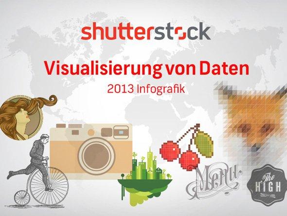 Shutterstocks Globale Designtrends 2013 (Bild: Shutterstock)