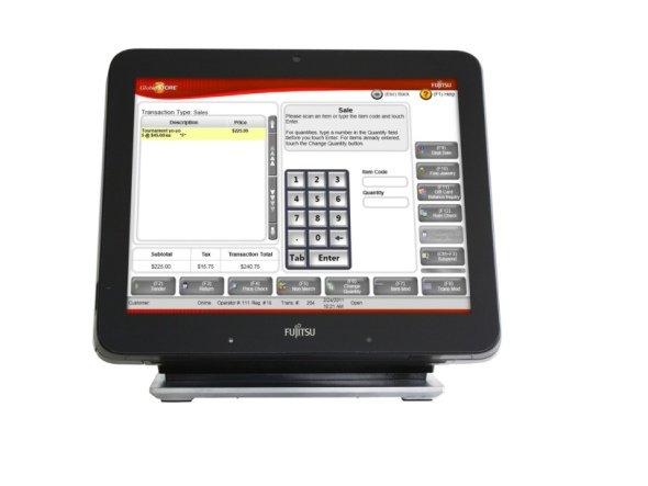 Retail-Lösung TeamPoS 7000 von Fujitsu(Foto: Fujitsu)