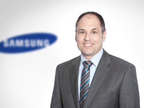 Wechselte von NEC zu Samsung: Günther Jugl-Curths, neuer Head of SetTopBoxes in Schwalbach (Foto: Samsung)