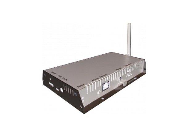 IAdeas XMP-2300: Das Videomaterial wird hardwareseitig dekodiert.(Foto: IAdea)