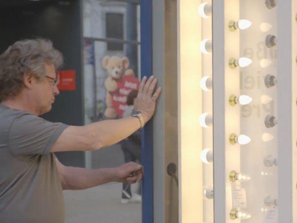 Mit der LED Outdoor Kampagne möchte Tribal DDB in Cannes punkten (Screenhot: invidis.de)