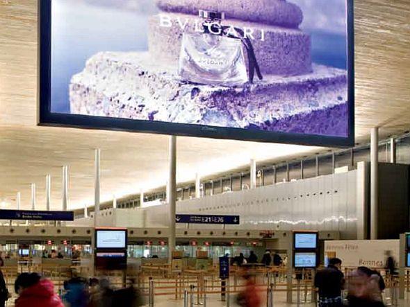 Mit Werbung am Airport setzte JCDecaux mehr um - in Frankreich dogar deutlich mehr(Foto: JCDecaux)