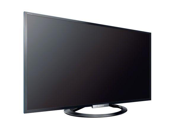 Die Displays der Serie W800 verstehen HTML5 - und sind in Größen von 42 bis 55 Zoll verfügbar (Foto: Sony)