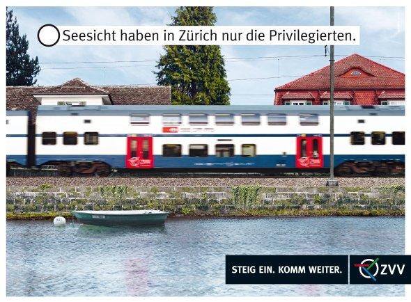 Keine Privilegien: Der Zürcher Verkehrsverbund stellt Datenfeeds kostenlos zur Verfügung (Foto: ZVV)