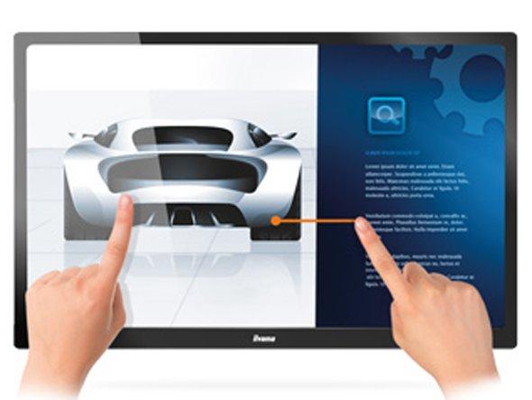 Nachfrage an Multitouch-Technologien steigt stark
