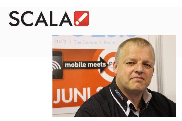 Hintergrundgespräch mit Helge Haarig / Scala