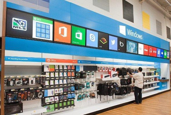 600 neue Windows Stores