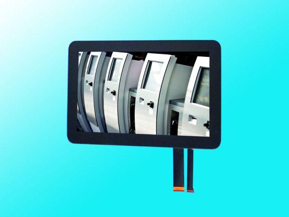 ONations kleine TFTs sind teilweise mit resistiven Touch-Screens lieferbar (Foto: HY-Line)