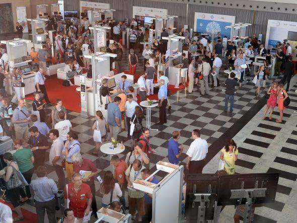 """Hausmesse für Bereich Bildung: gut 650 Besucher informierten sich bei Ingram Microns """"Markt der Möglichkeiten"""" (Foto: Ingram Micro)"""
