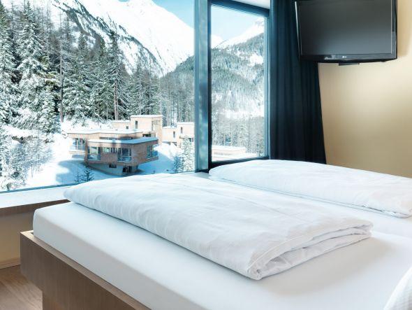 Panorama in Osttirol: Das Gradonna****s Mountain Resort, Châlets & Hotel setzt auf IPTV mit integrierter Panorama-Funktion (Foto: Macnetix)