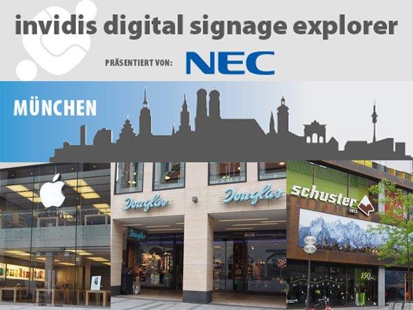 Der neue invidis digital signage explorer