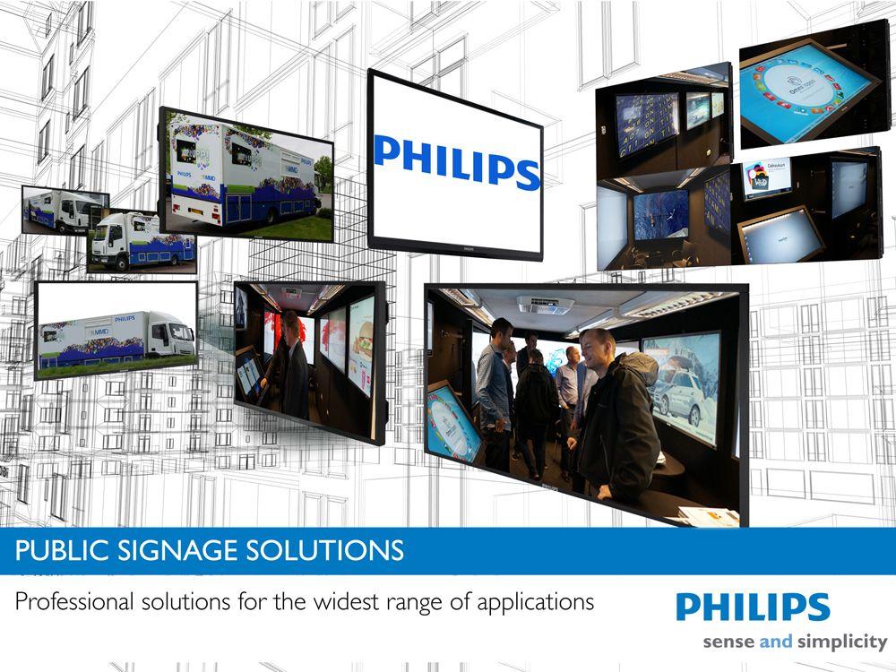 MMD Philips auf Roadshow