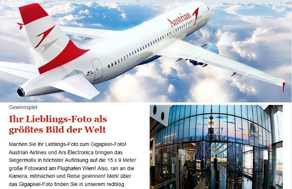 Austrian Gigapixel Competition