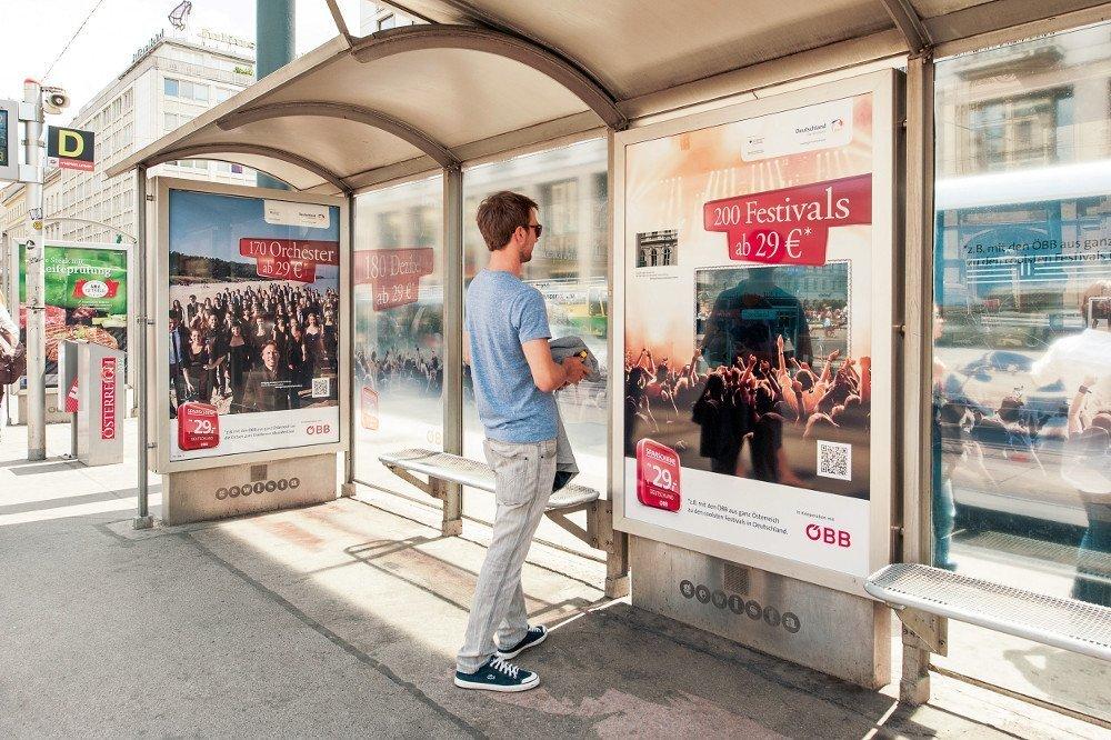 Deutschland-Touchpoint in Wien