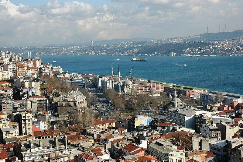 Ströer setzt auch in der Türkei auf OoH & OnlineIstanbul (Foto: Josep Renalias)