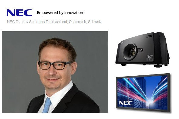 Stephan Peters neuer Sales Manager DACH