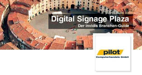 pilot Computerhandels GmbH im invidis Anbieterverzeichnis