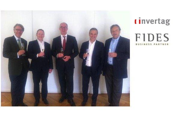 invertag erhätl mit Fides Business Partner neuen Gesellschafter (Foto: Fides)
