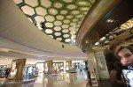 Renoviertes Terminal 1 am Abu Dhabi International Airport (Foto: ADAC)