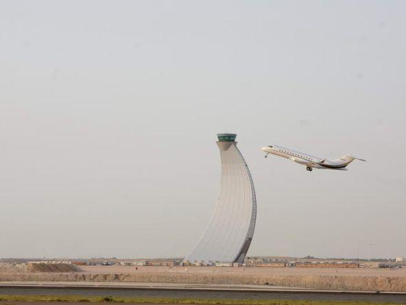 International Airport ist einer der 3 Airports, an denen JCDecaux ab August 2013 exklusive Werberechte erworben hat (Foto: Abu Dhabi Airports Company)