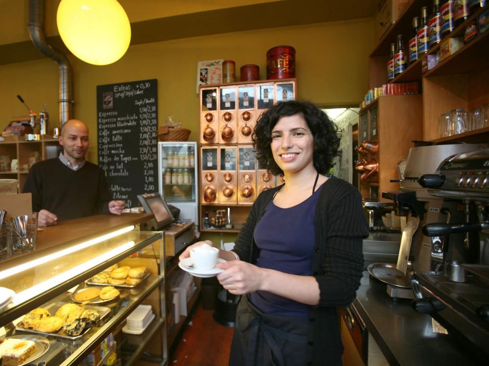 Gastronomie - Kunde König profitiert von neuen Kassenlösungen (Foto: DEHOGA/ Cordula Giese)