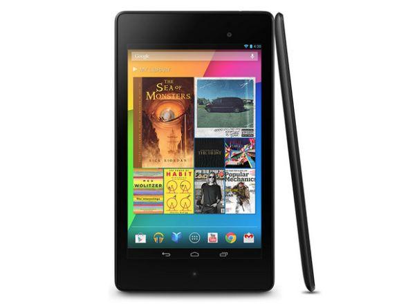 Das neue Nexus 7 soll mit JDI-Displays bestückt sein (Foto: Google)