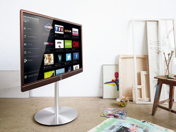 Loewe Art: kürzlich eingeführte Full HD LED-Backli-Serie in 32, 40, 50 sowie 60 Zoll (Foto: Loewe)