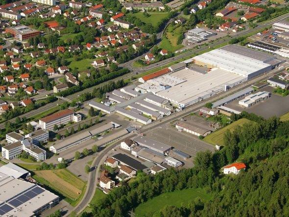 Im Fokus von chinesischen Konzernen? - Loewe-Fabrik in Kronach (Foto: Loewe)