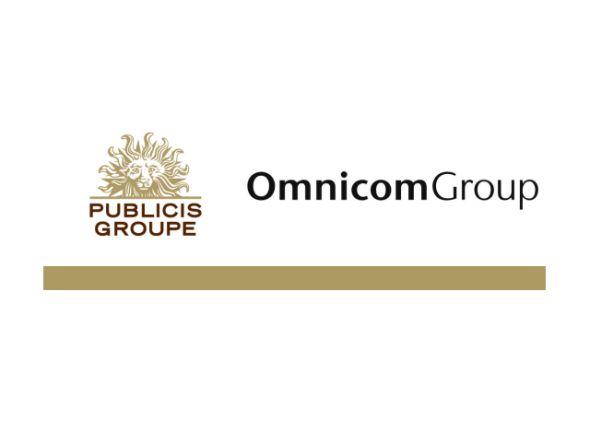 Ein gemeinsames neues Logo gibt es noch nicht - in der Pressemitteilung stehen bei Namen gleichberchtigt nebeneinander (Grafik: Publicis/ Omnicom)