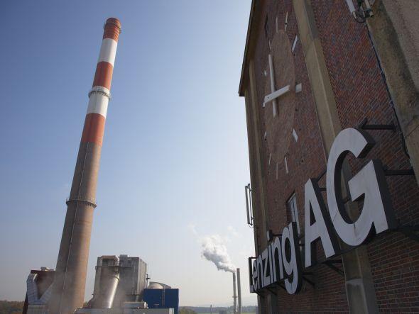 Werk der Lenzing AG im oberösterreichischen Lenzing(Foto:Markus Renner / Electric Arts für Lenzing AG)