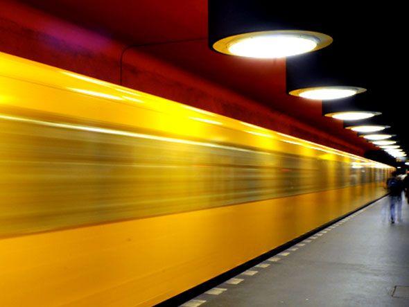 U-Bahn in Berlin: Auch für das Münchner Fenster sind die eichen jetzt gestellt (Foto: mc R&D GmbH)