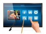 Lebensdauer von 35 Millionen Touchs: Resistive Touchscreens