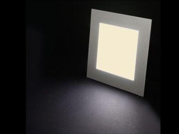 Dimmbares LED-Panel (Foto: elba-elektronik)