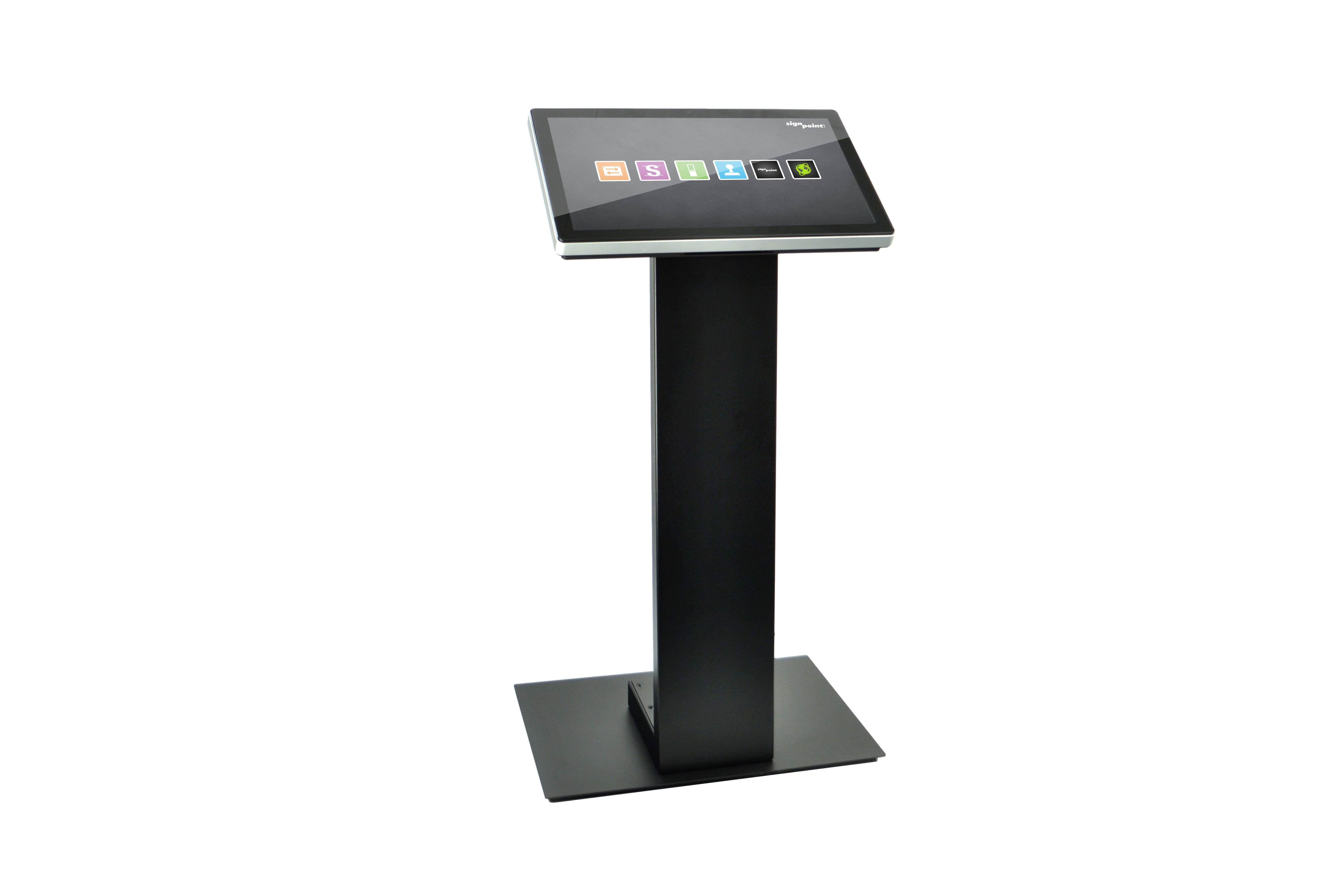 Das signtouch Eco Pult ist die Lösung für den einzelnen Nutzer.