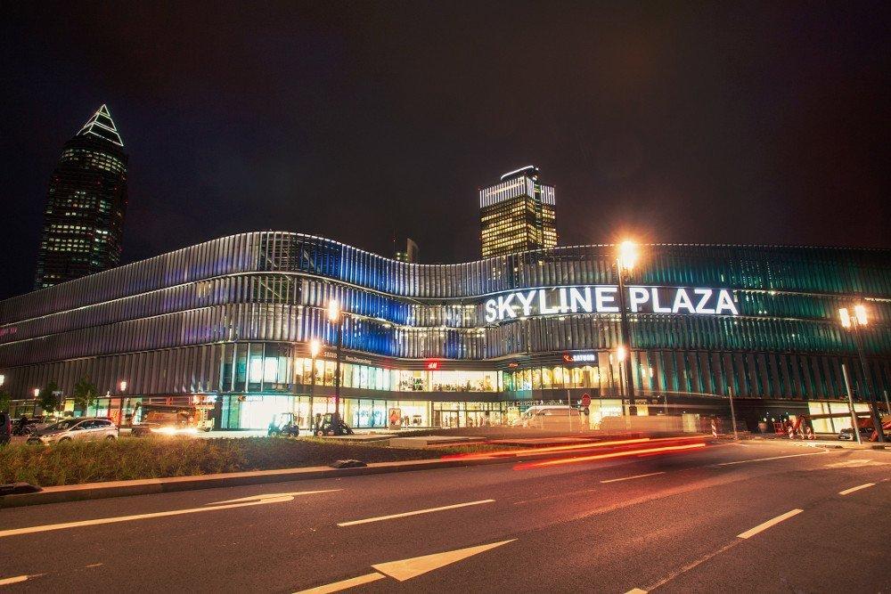 ECE Skyline Plaza in Frnakfurt (Foto: ECE)