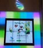 Omans erste Video Wall wurde zu Jahresbeginn eingeweiht (Foto: Anzyma)