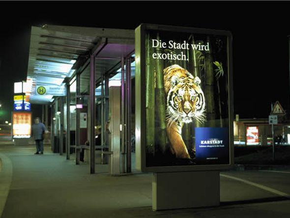 Schwarz vermarktet seit dieser Woche CLPs in der VW-Stadt Wolfsburg (Foto: Schwarz-Außenwerbung GmbH)