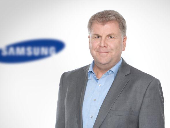 Kennt Samsung bereits - und kommt als neuer Head of Sales IT Display (Foto: Samsung)