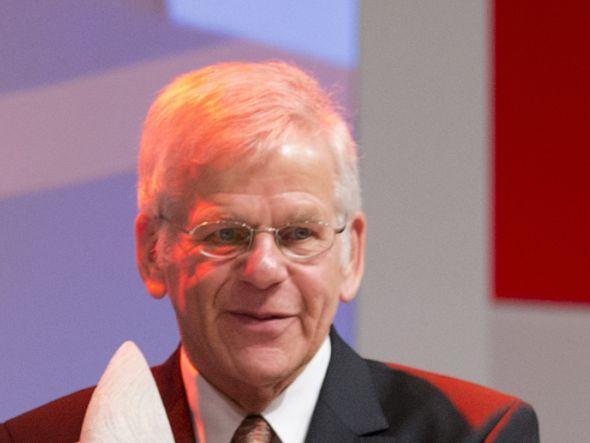 Martin Schadt, Gewinner des Europäischen Erfinderpreises 2013 in der Kategorie Lebenswerk feiert heute seinen 75. Geburstag ( Foto: EIA/Michael Kooren)